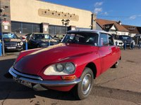 1973 CITROEN DS D SUPER 5 £13995.00