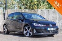 USED 2015 65 VOLKSWAGEN GOLF 2.0 GTI LAUNCH 3d 218 BHP £0 DEPOSIT BUY NOW PAY LATER - FULL VW S/H - 1 OWNER - NAV