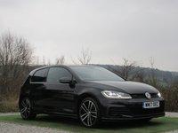 USED 2017 17 VOLKSWAGEN GOLF 2.0 GTD TDI DSG 3d AUTO 182 BHP HATCHBACK
