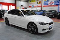 2017 BMW 3 SERIES 2.0 320D M SPORT SHADOW EDITION 4d AUTO 188 BHP £24995.00