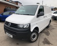 USED 2015 65 VOLKSWAGEN TRANSPORTER 2.0 T28 TDI P/V STARTLINE 1d 102 BHP ONLY TRANSPORTER IN STOCK
