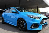 2016 FORD FOCUS 2.3 RS 5d 346 BHP £27500.00