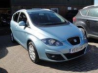 2009 SEAT ALTEA XL 1.9 SE TDI 5d 103 BHP £3580.00