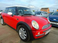 2003 MINI HATCH COOPER 1.6 COOPER 3d 114 BHP £1795.00