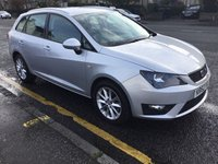 USED 2012 62 SEAT IBIZA 1.6 CR TDI FR 5d 104 BHP OUR  PRICE INCLUDES A 6 MONTH AA WARRANTY DEALER CARE EXTENDED GUARANTEE, 1 YEARS MOT AND A OIL & FILTERS SERVICE. 6 MONTHS FREE BREAKDOWN COVER.   CALL US NOW FOR MORE INFORMATION OR TO BOOK A TEST DRIVE ON 01315387070 !!
