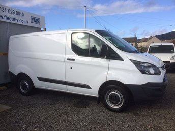 View our FORD TRANSIT CUSTOM 290 LIMITED LR P/V