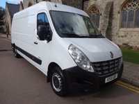 USED 2011 61 RENAULT MASTER 2.3 LM35 DCI S/R 1d 125 BHP SAT NAV + BLUETOOTH + RECENT MOT