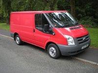 2012 FORD TRANSIT 2.2 280 LR 1d 85 BHP £4995.00