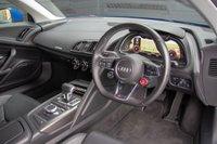 USED 2016 W AUDI R8 5.2 V10 QUATTRO 2d AUTO 533 BHP