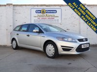 USED 2014 14 FORD MONDEO 1.6 EDGE TDCI 5d 114 BHP One Owner All FORD History A/C 0% Deposit Finance Available
