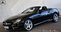 USED 2015 65 MERCEDES-BENZ SLK SLK200 BlueEFFICIENCY AMG SPORT ROADSTER 6-SPEED 184 BHP Finance? No deposit required and decision in minutes.