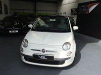 2012 FIAT 500 1.2 LOUNGE 3d 69 BHP £4480.00