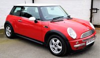 2004 MINI HATCH ONE 1.4 ONE D 3d 87 BHP £1750.00