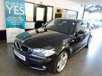 2009 BMW 1 SERIES 2.0 118D M SPORT 5d 141 BHP £SOLD