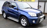 2003 TOYOTA RAV4 2.0 XT3 VVT-I 5d 147 BHP £3750.00