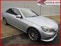 2015 MERCEDES-BENZ E CLASS 2.1 E220 BLUETEC SE 4dr AUTO 174 BHP £SOLD