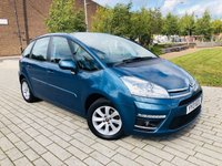 USED 2013 13 CITROEN C4 PICASSO 1.6 EDITION HDI 5d 110 BHP