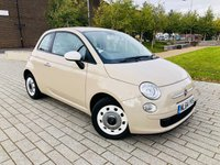 USED 2014 64 FIAT 500 0.9 TWINAIR COLOUR THERAPY 3d 85 BHP