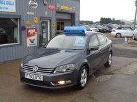 USED 2014 63 VOLKSWAGEN PASSAT 1.6 S TDI BLUEMOTION TECHNOLOGY 4d 104 BHP 62k Excellent condtion inside and out   FSH