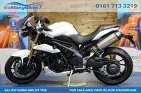 2014 TRIUMPH SPEED TRIPLE SPEED TRIPLE 1050 ABS - 1 Owner £6494.00