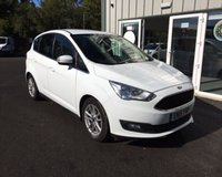 USED 2015 15 FORD C-MAX 1.0 ZETEC NAVIGATOR ECOBOOST 125 BHP THIS VEHICLE IS AT SITE 1 - TO VIEW CALL US ON 01903 892224