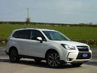 USED 2017 67 SUBARU FORESTER 2.0 I XT 5d AUTO 237 BHP LATEST MODEL EX DEMONSTRATOR, SAVE £5000