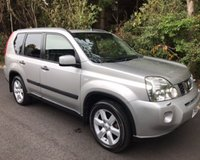 USED 2007 57 NISSAN X-TRAIL 2.0 DCI AVENTURA EXPLORER 4x4 5d 148 BHP 6 MONTHS PARTS+ LABOUR WARRANTY+AA COVER
