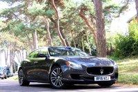 2015 MASERATI QUATTROPORTE 3.0 DV6 4d AUTO 275 BHP £24995.00