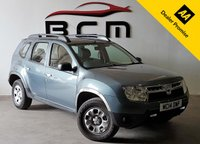 2014 DACIA DUSTER 1.5 AMBIANCE DCI 5d 107 BHP £6485.00