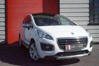 2015 PEUGEOT 3008 1.6 BLUE HDI S/S ALLURE 5d 120 BHP £9995.00