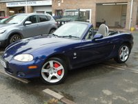 2003 MAZDA MX-5 1.8 NEVADA 2d 144 BHP £1895.00