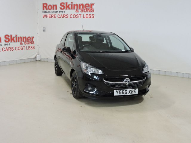 View our 2016 66 VAUXHALL CORSA 1.4 SRI ECOFLEX 3d 89 BHP