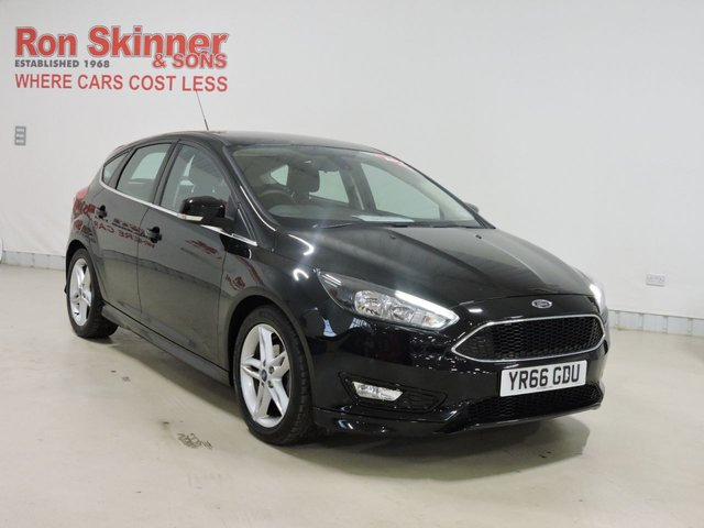 View our 2016 66 FORD FOCUS 1.5 ZETEC S TDCI 5d 118 BHP