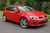 2014 VOLKSWAGEN GOLF 2.0 GT TDI BLUEMOTION TECHNOLOGY 3d 148 BHP £10950.00