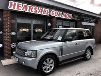 USED 2006 06 LAND ROVER RANGE ROVER 2.9 TD6 VOGUE SE 5d AUTO 175 BHP