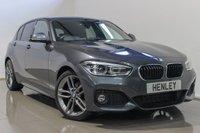 2016 BMW 1 SERIES 1.5 118I M SPORT 5d 134 BHP £17990.00