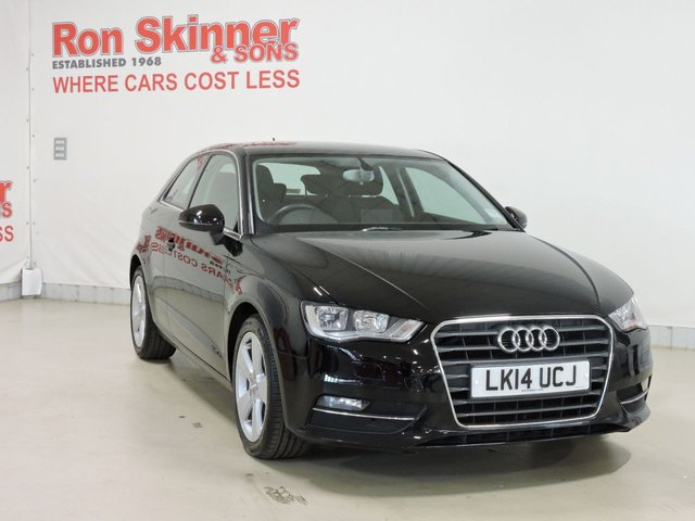 View our 2014 14 AUDI A3 1.6 TDI SPORT 3d AUTO 104 BHP