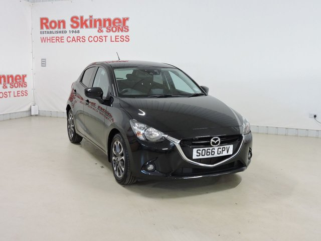 View our 2016 66 MAZDA 2 1.5 SPORT NAV 5d 89 BHP