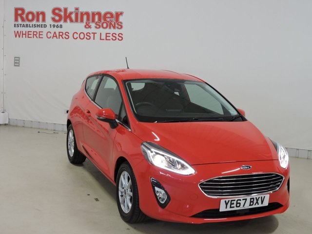 View our 2017 67 FORD FIESTA (118) 1.0 ZETEC 3d AUTO 99 BHP