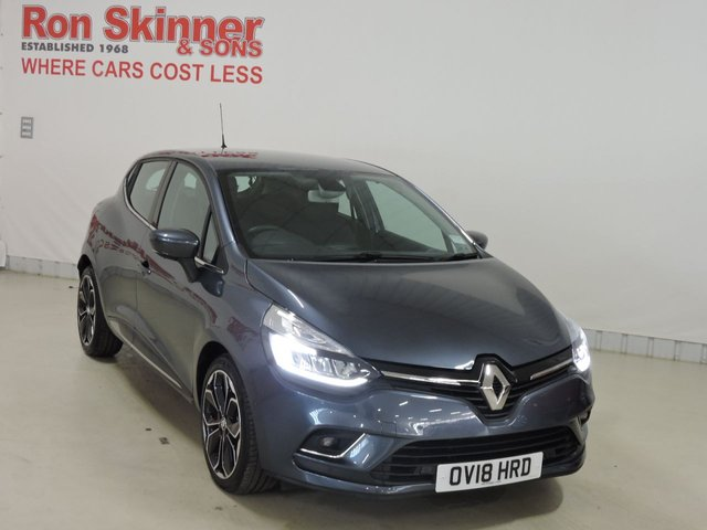 View our 2018 18 RENAULT CLIO 1.5 SIGNATURE NAV DCI 5d 109 BHP