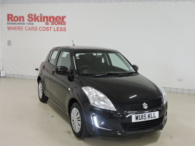 View our 2015 15 SUZUKI SWIFT 1.2 SZ2 5d 94 BHP