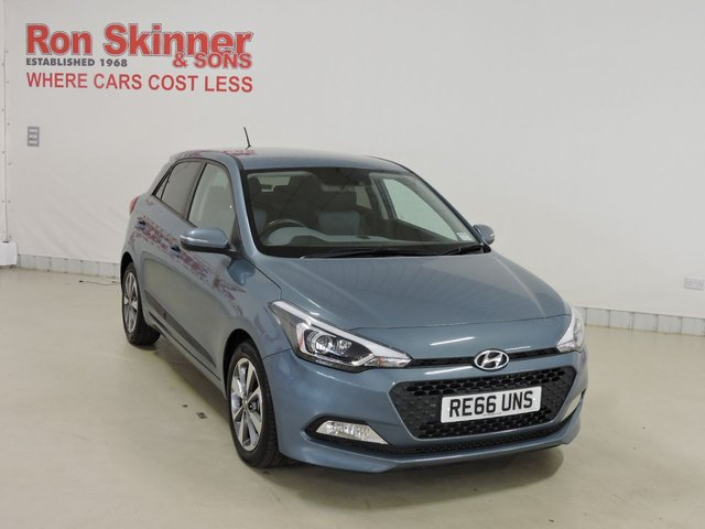 View our 2016 66 HYUNDAI I20 1.4 CRDI PREMIUM 5d 89 BHP