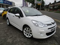 USED 2014 14 CITROEN C3 1.2 SELECTION 5d 80 BHP 1 Owner, Low Mileage & Full Service History