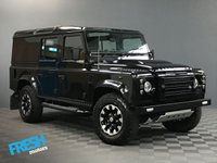 USED 2011 11 LAND ROVER DEFENDER 2.4 110 TD COUNTY UTILITY WAGON  * NO VAT, Low Rate Finance
