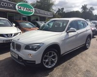 2014 BMW X1 2.0 XDRIVE20D XLINE 5d 181 BHP £13989.00