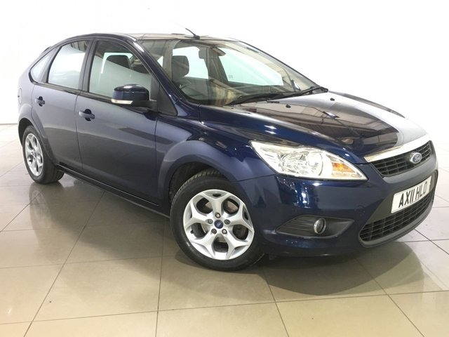 View our 2011 11 FORD FOCUS 1.6 SPORT 5d 99 BHP