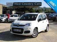 USED 2014 64 FIAT PANDA 1.2 EASY 5d 69 BHP This Fiat Panda offers low running costs, it is easy to park and surprisingly spacious.