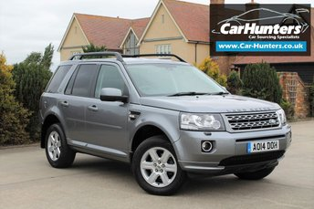 2014 LAND ROVER FREELANDER 2.2 SD4 GS 5d AUTO 190 BHP £15495.00