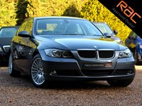 USED 2007 07 BMW 3 SERIES 2.0 318I SE 4d AUTO 128 BHP