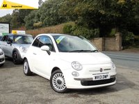 USED 2013 13 FIAT 500 1.2 LOUNGE 3d 69 BHP GREAT LOOKING CAR, ONLY £30 FOR 12 MONTHS ROAD TAX, READY TO BE DRIVEN AWAY TODAY!